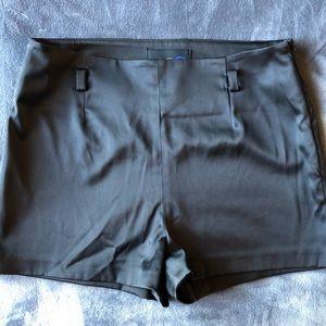 Forever 21 Satin Dress Shorts